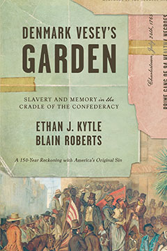 2018-04-03 Kyle and Roberts Denmark Vesey's Garden