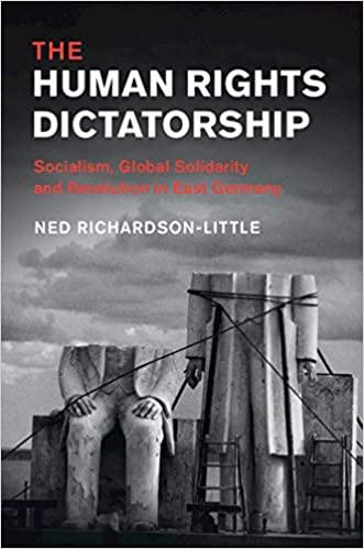 Ned Richardson-Little, The Human Rights Dictatorship